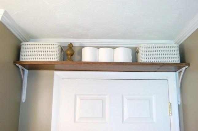 wwp bp2 3 door - 5 Excellent bathroom storage ideas