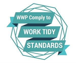 Work Tidy Standards Wild Water Plumbing
