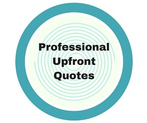 Wild Water Plumbing Upfront Quotes