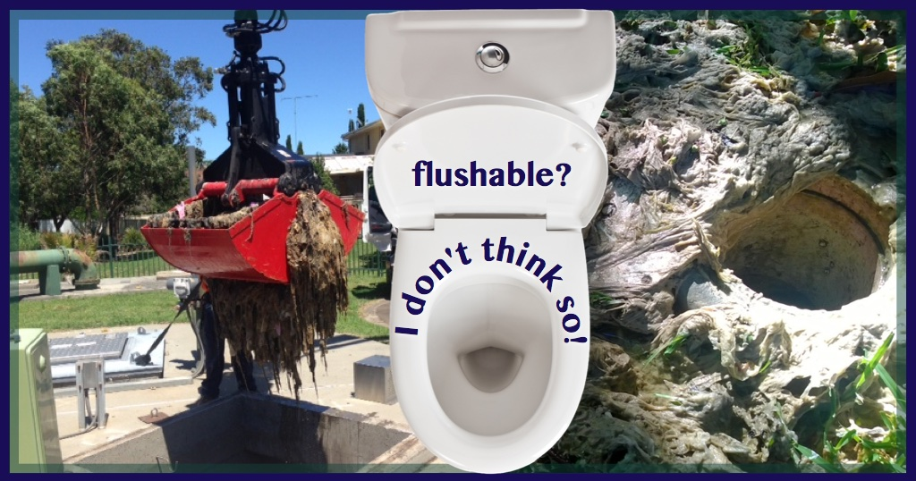 flushable wipes4 - To Flush or Not to Flush?